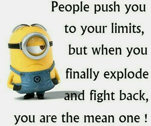 minions, funny, and minion quotes image