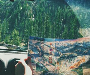 destination, explore, and journey image