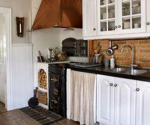 campo, cocina, and house image
