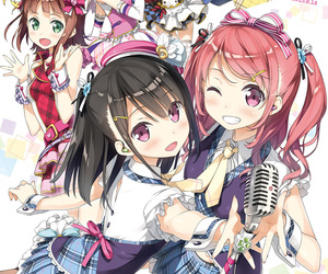 anime, idol, and idolm@ster image