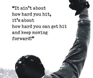 quotes, rocky, and Rocky Balboa image