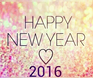 2016, happiness, and happy new year image