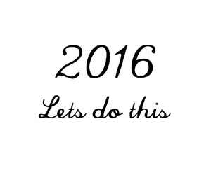 2016, happy, and quote image