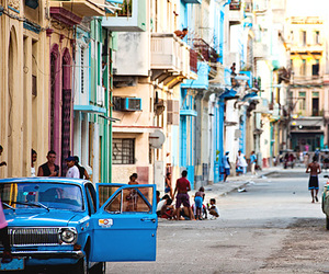 cuba, street, and travel image