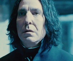 harry potter, gif, and snape image
