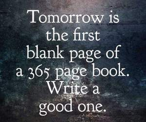 new year, book, and tomorrow image