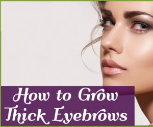 eyebrows, thickeyebrows, and homeremedy image