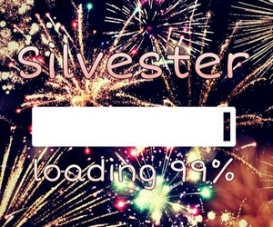 Silvester and happynewyear image