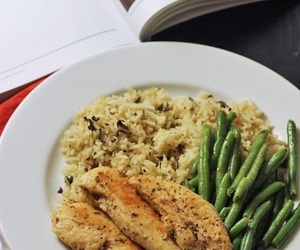 food, green beans, and healthy image