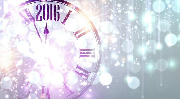 2016, new year, and party image