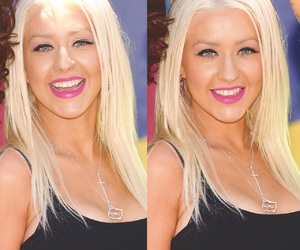 barbie, smile, and xtina image