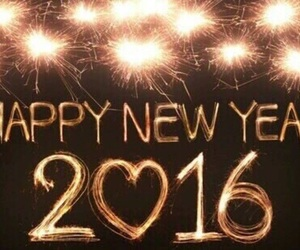 2016, happy new year, and new year image