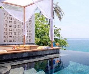 summer, luxury, and sea image