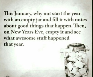 quotes, diy, and january image