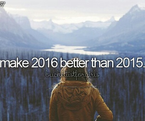 2016, new year, and 2015 image