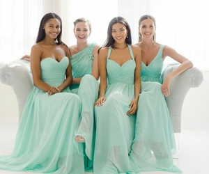 dresses, green, and like image