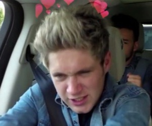 icon, 1d, and niall horan image