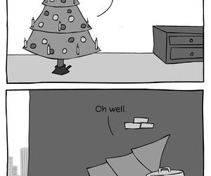 2016, lol, and christmas tree image