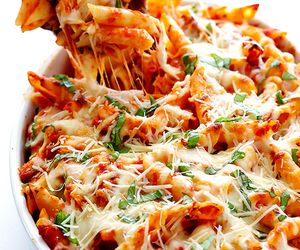 food, italian, and lunch image