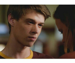 colin ford, under the dome, and mackenzie lintz image