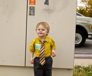 the office, dwight schrute, and kids image