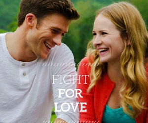 couple, movie, and the longest ride image