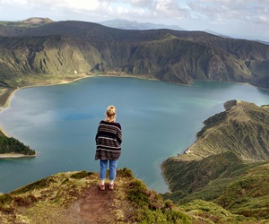 acores, beautiful, and blue image