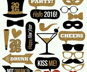 2016 and party image