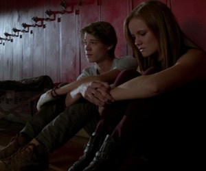colin ford, eleanor calvert-hill, and under the dome image