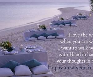 new year, resolutions, and new year quotes image