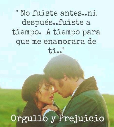 Orgullo Prejuicio Uploaded By Miranda On We Heart It