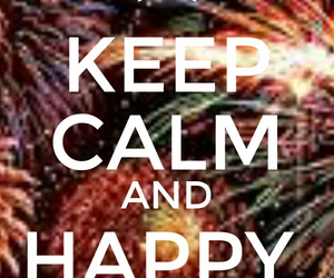 2016, firework, and happy image