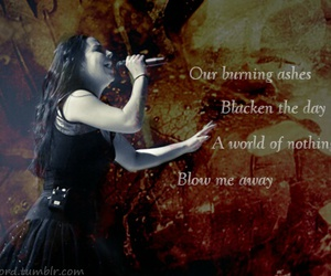 evanescence and sweet sacrifice image