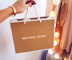 Michael Kors, fashion, and shopping image