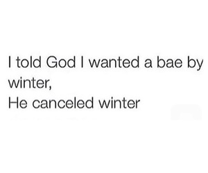 quote, bae, and winter image