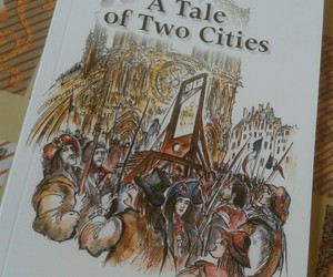 mine, a tale of two cities, and france image