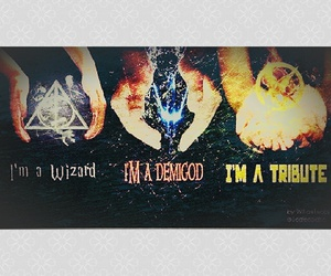 edit, percy jackson, and harry potter image