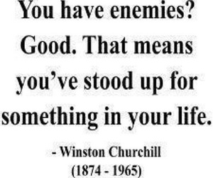 quote and enemy image