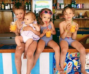 family, kids, and cute image