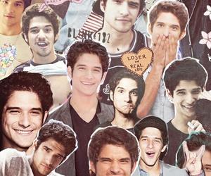tumblr, wallpaper, and tyler posey image