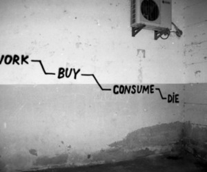 work, black and white, and buy image