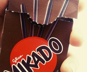 mikado, lovefood, and lovechocolate image