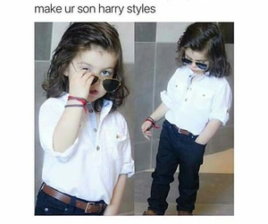 Harry Styles, cool, and cute image