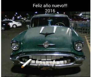 old timer, feliz año nuevo, and happy new year 2016 image