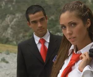 rebel, Anahi, and RBD image