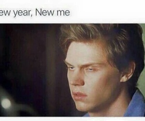 new year, ahs, and american horror story image