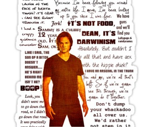 supernatural, quote, and Sam image