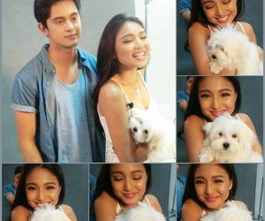 james reid, jadine, and nadine lustre image
