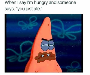 food, patrick, and funny image