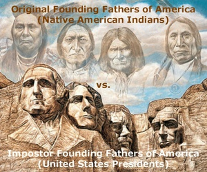 america, native americans, and founding fathers image
